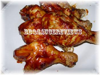 Big Bob Gibson Bar-B-Q Chicken Recipe