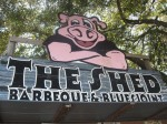 Guest BBQ Joint Review: The Shed in Ocean Springs, MS