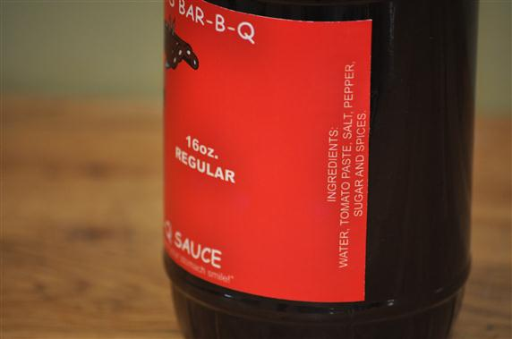 Lil Hawk BBQ Sauce