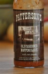 Patterson's Old Fashioned Mopping Sauce (4/5)