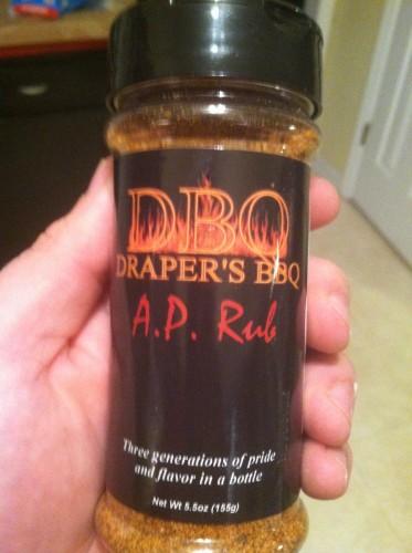 Draper's A.P. Rub