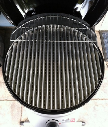 Char Broil Patio Bistro Infrared Gas Grill Grate 425x500 Jpg