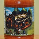 KW's BBQ Sauce (4/5)
