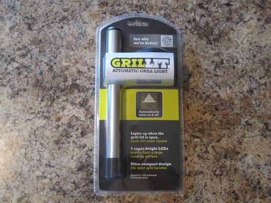 Gril-Lit Automatic Grill Light