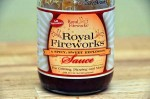 Royal Fireworks Original BBQ Sauce (4/5)
