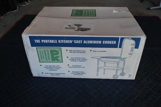 PK Grill Box