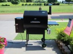 Green Mountain Grills Daniel Boone Wood Pellet Grill