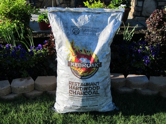 Kebroak Hardwood Lump Charcoal