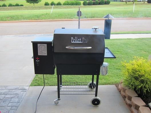 Smoke Daddy Pellet Pro Grill 26