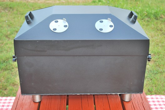 Hot Box Grill 5