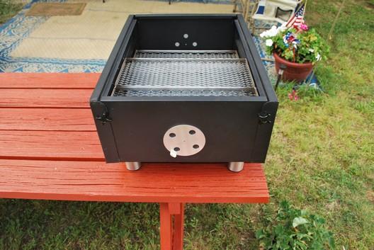 Hot Box Grill 5A