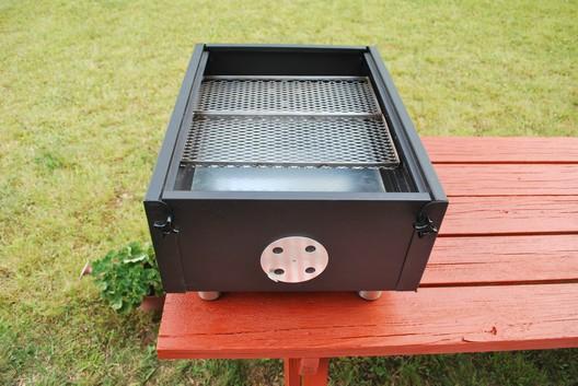 Hot Box Grill 5B