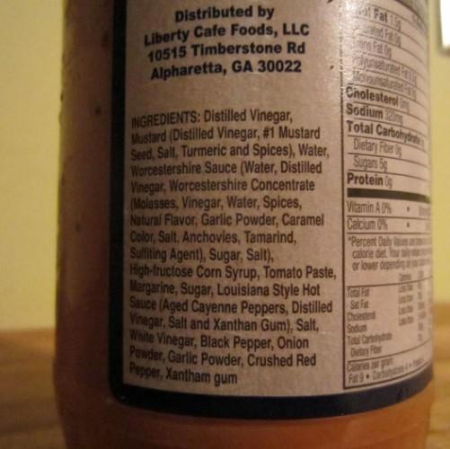 ingredients mama dora