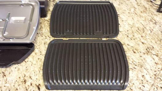 OptiGrill Grill Plates