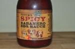 Puppum's Three Dogs Spicy Habanero BBQ Sauce (4/5)