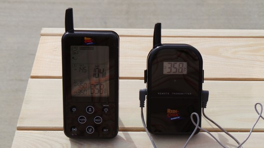 Maverick ET-733 Wireless Dual Probe Barbecue Thermometer Set 12