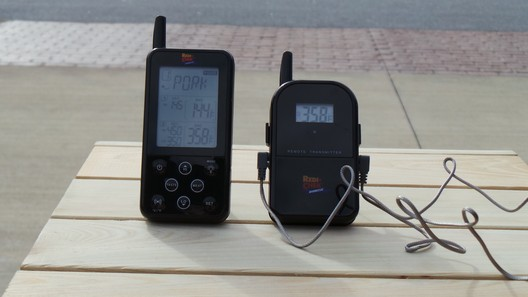 Maverick ET-733 Wireless Dual Probe Barbecue Thermometer Set 14