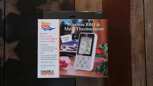 Maverick ET-733 Wireless Dual Probe Barbecue Thermometer Set 2