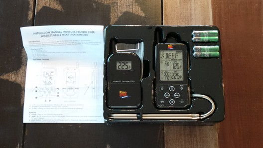 Maverick ET-733 Wireless Dual Probe Barbecue Thermometer Set 3
