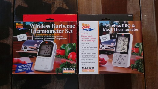 Maverick ET-733 Wireless Dual Probe Barbecue Thermometer Set 5
