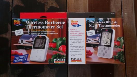 Maverick ET-733 Wireless Dual Probe Barbecue Thermometer Set 5