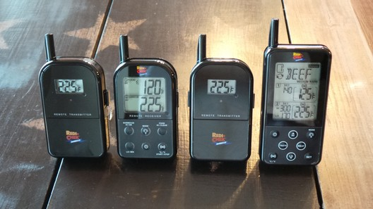 Maverick ET-733 Wireless Dual Probe Barbecue Thermometer Set 6