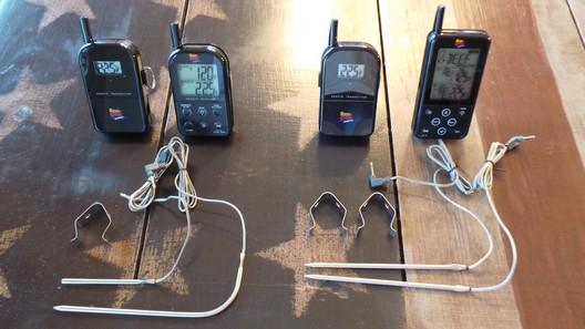 Maverick ET-733 Wireless Dual Probe Barbecue Thermometer Set 7