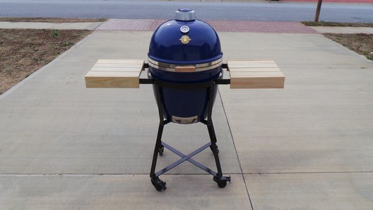 Large Infinity Series Grill Dome Kamado 1