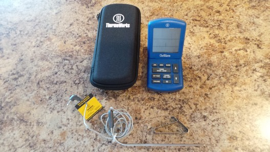ThermoWorks ChefAlarm Cooking Thermometer 3