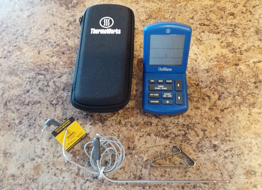ThermoWorks ChefAlarm Cooking Thermometer 3a