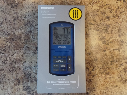 ThermoWorks ChefAlarm Cooking Thermometer