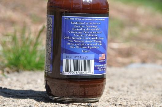 Sugar Britches BBQ Sauce (3)