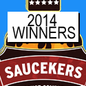 Saucekers 2014 Winners