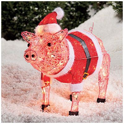 ChristmasPig