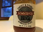 Downback BBQ Sweet & Tangy (4/5)